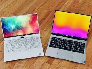 Huawei MateBook X Pro vs Dell XPS 13 Best Laptop 2019