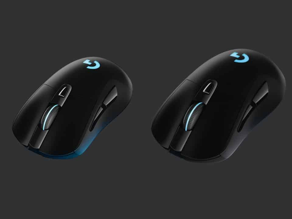Logitech G403 vs G703 Best Gaming Mouse 2019