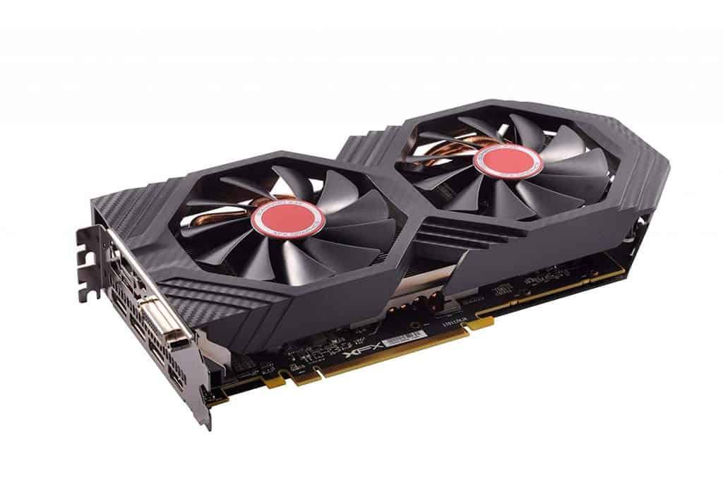 XFX Radeoan RX 580 GTS XXX Edition 1386MHz OC+, 8GB GDDR5