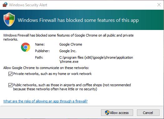 How to Disable Windows Firewall via Command on Windows 10