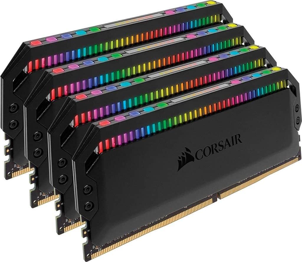Corsair Dominator Platinum RGB 32GB