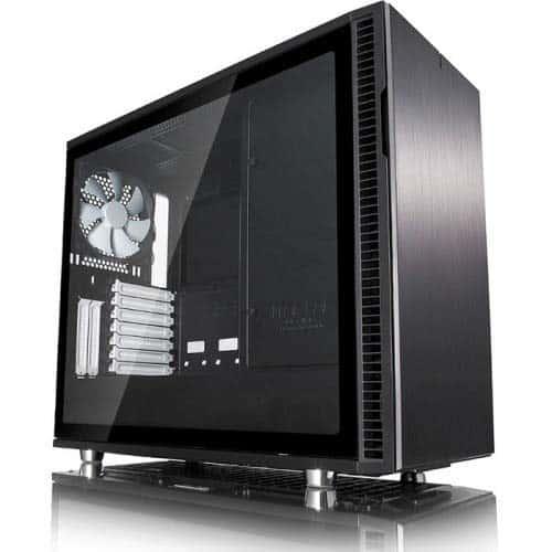 Fractal Design FD-CA-DEF-R6C-BK-TGL Computer Case