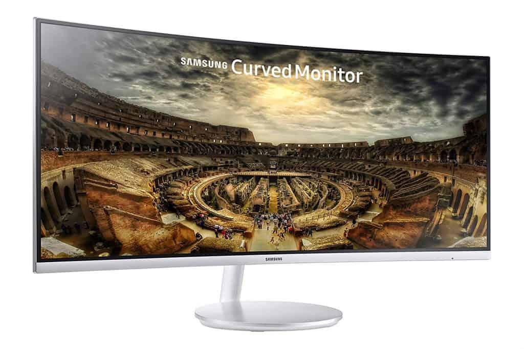 Samsung CF791 Series 34