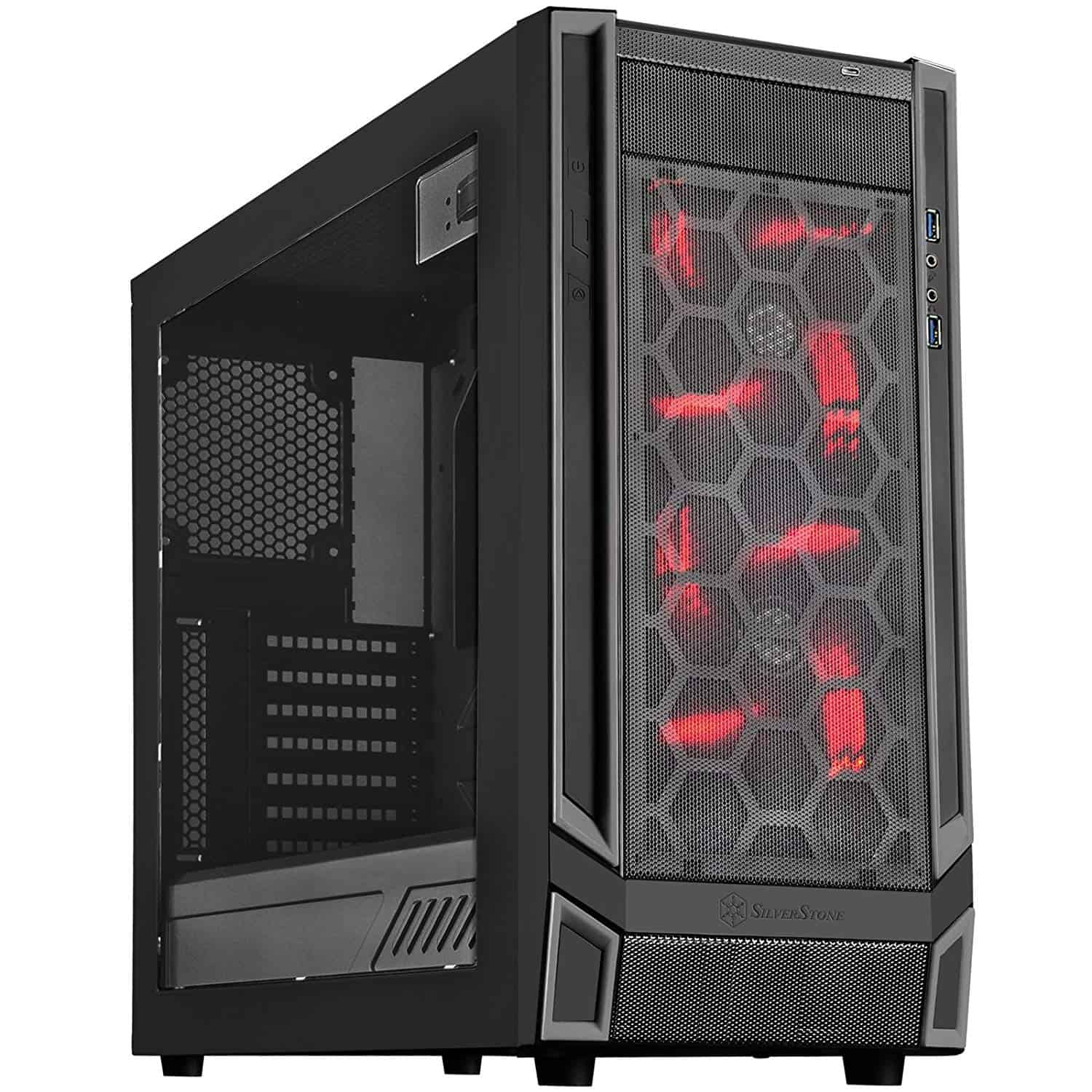 SilverStone Technology ATX Gaming Computer Case