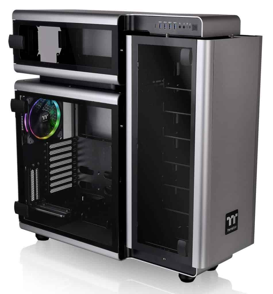 Thermaltake Level 20 E-ATX Full Tower Gaming Computer