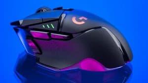 logitech wireless mouse not working