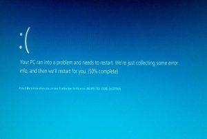Unexpected Store Exception Error In Windows 10