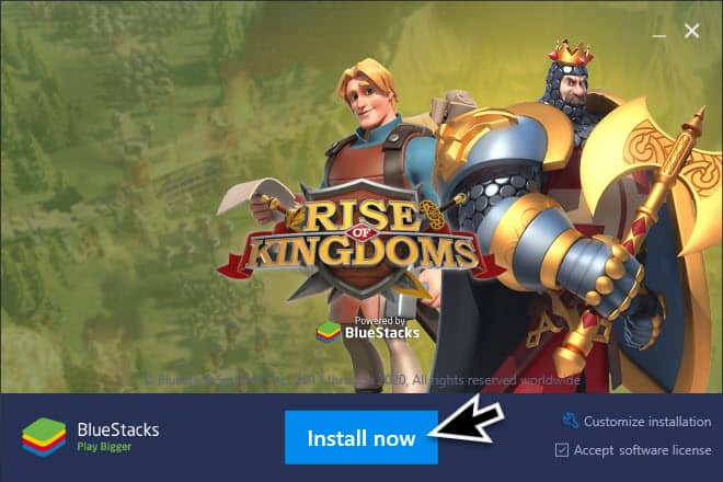 Installing Bluestacks 4 on your computer