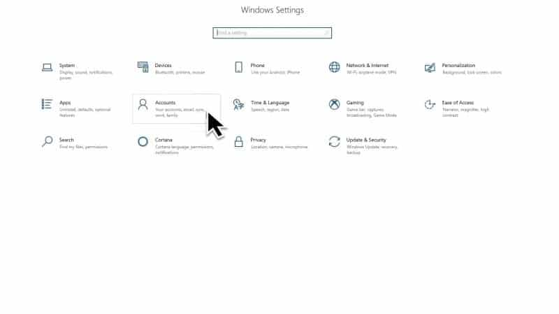 Login to Windows 10 automatically