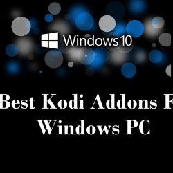 Kodi Addons For Windows