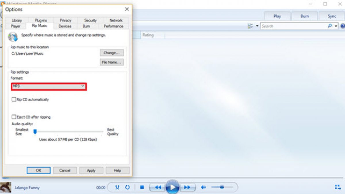 Convert Mp4 To Mp3 Using Windows Media