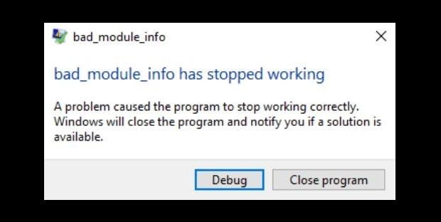 Fortnite Win 64 Shipping Error How To Fix Fortnite Bad Module Info Error Quick And Easy Fix
