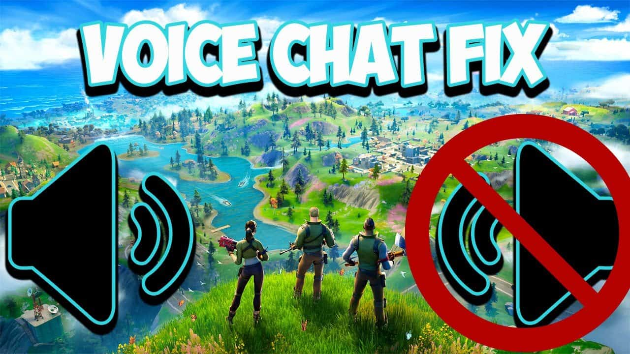 Fortnite Recording Not Working Fortnite Voice Chat Not Working In Windows 10