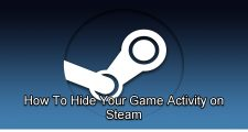 Hide Steam Game Activity