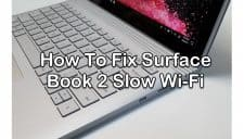 Surface Book 2 Slow Wi-Fi