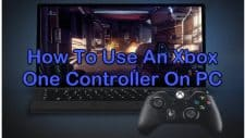 Use An Xbox One Controller On PC
