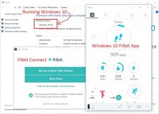 Install And Set-Up Fitbit For Windows 10