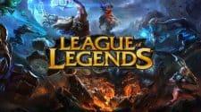 League of Legends Black Screen