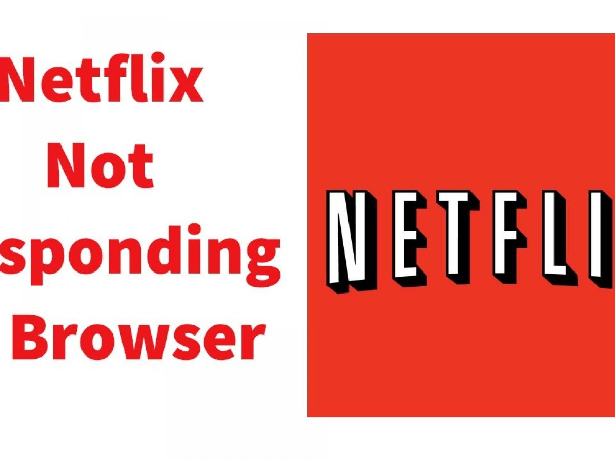 Netflix Not Responding In Browser Of Windows 10