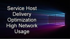 Service Host Delivery Optimization High Network Usage