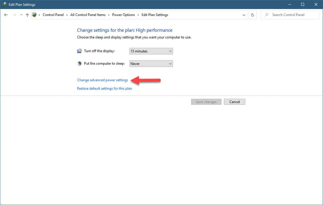 Kernel Power Event 41 Error In Windows 10