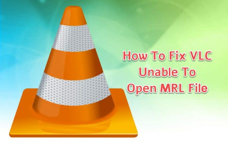 VLC Unable To Open MRL File