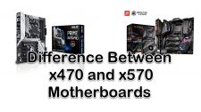 x470 and x570 Motherboards