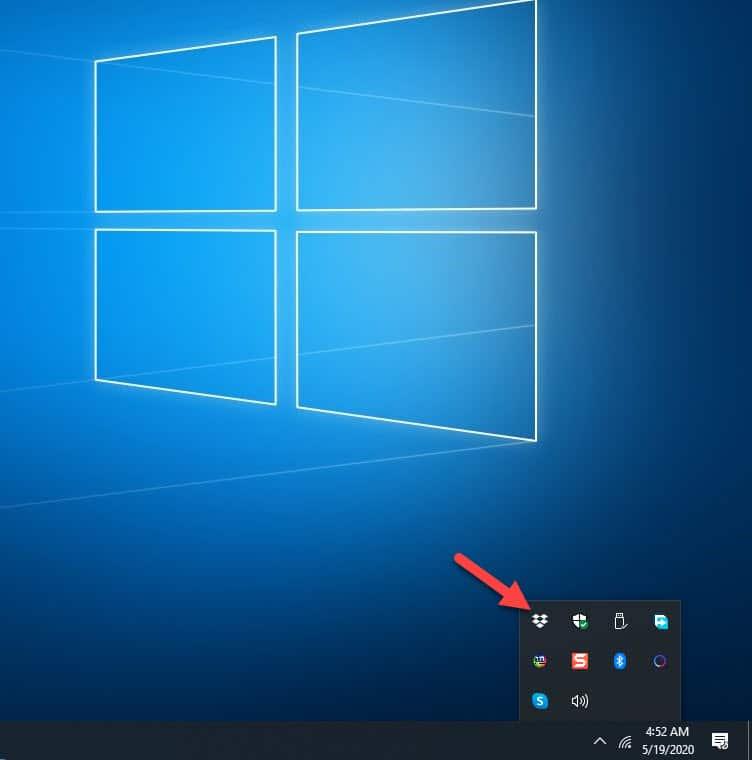 Open Dropbox Files In File Explorer