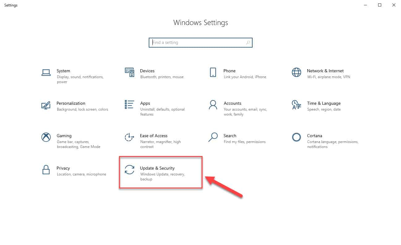Disable Automatic Updates on Windows 10