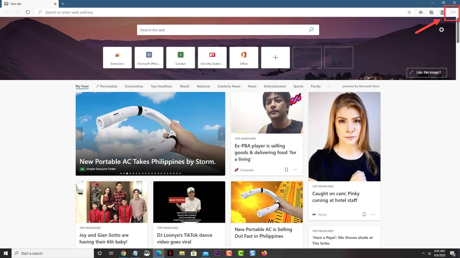 Install Google Chrome Extensions on Microsoft Edge