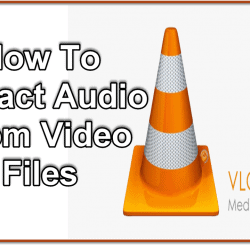 Extract Audio From Video Files
